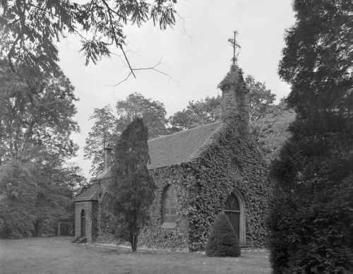Erckens-Kapelle Kirche im Park historisch